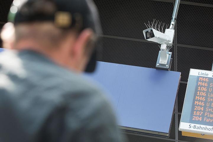 An vielen Stellen in Berlin sollen zusätzliche Videokameras zur Überwachung montiert werden. (Symbolbild)