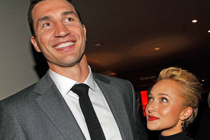 Sind seit fünf Jahren verlobt: Der Boxweltmeister Wladimir Klitschko und die US-Schauspielerin Hayden Panettiere.