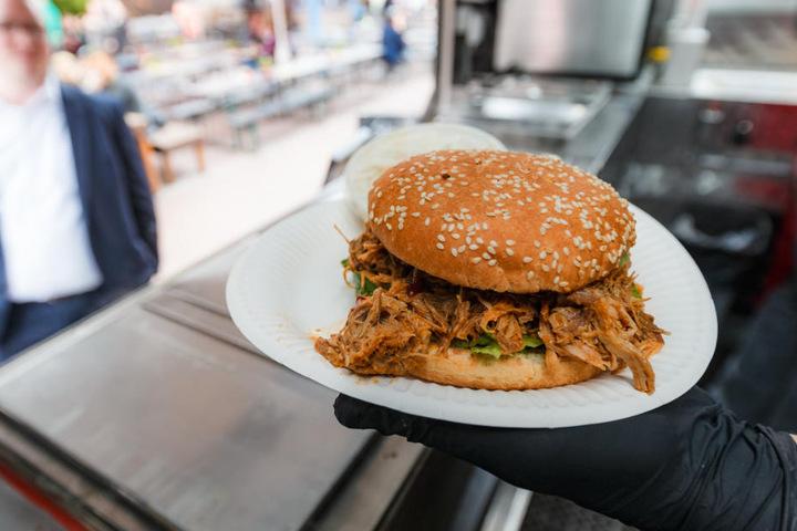 Foodtrucks servieren ungewöhnliches Fastfood der extraklasse (Symbolbild).