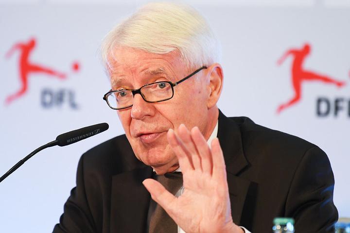 Auch DFL-Präsident Reinhard Rauball bezog Stellung zu Özils Vorwürfen.