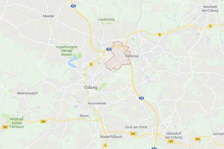 Die Gemeinde Dörfles-Esbach liegt in der Nähe von Coburg.