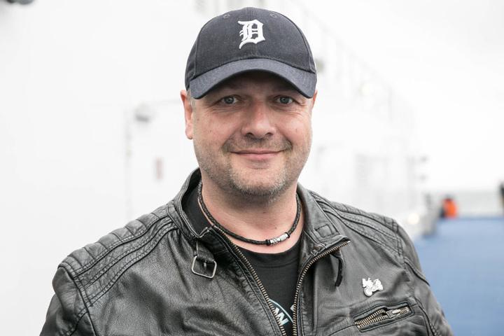 Der gebürtige Karl-Marx-Städter Dirk Weinhold (49) mag die kultigen Filmsprüche.