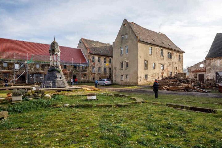 Schloss Promnitz ist seit Jahren dem Verfall preisgegeben. Jetzt soll der Herrensitz gerettet werden.