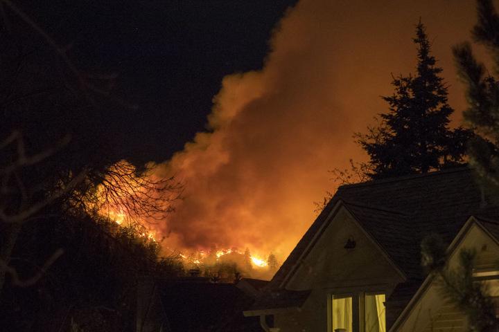 Tausende Menschen wurden bereits evakuiert.