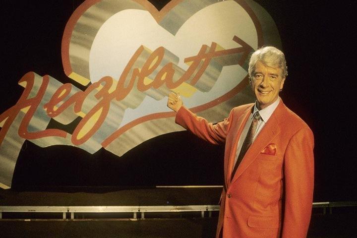 Der Holländer, der bürgerlich Rudolf Wijbrand Kesselaar hieß, moderierte die Kult-Show 128 Folgen lang.