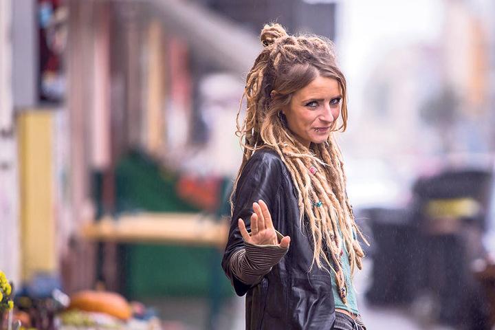 Sängerin Sarah Lesch (30) lässt ihre Musik nicht für ideologische Zwecke  missbrauchen.