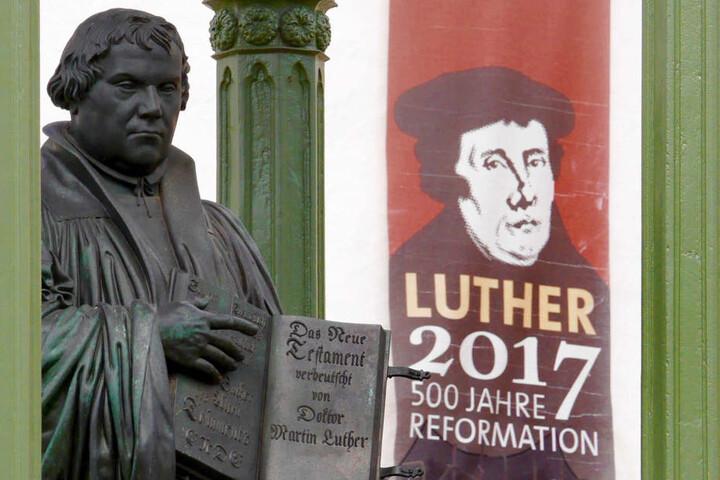 Wenn das Luther wüsste... Der Thomanerchor sollte zum großen  Reformationsjubiläum in Wittenberg nur ins Vorprogramm.