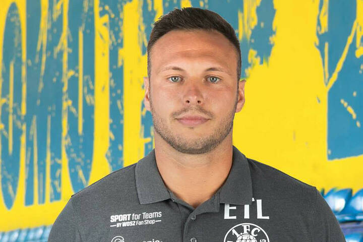 Ronny Surma (30) bleibt Co-Trainer.