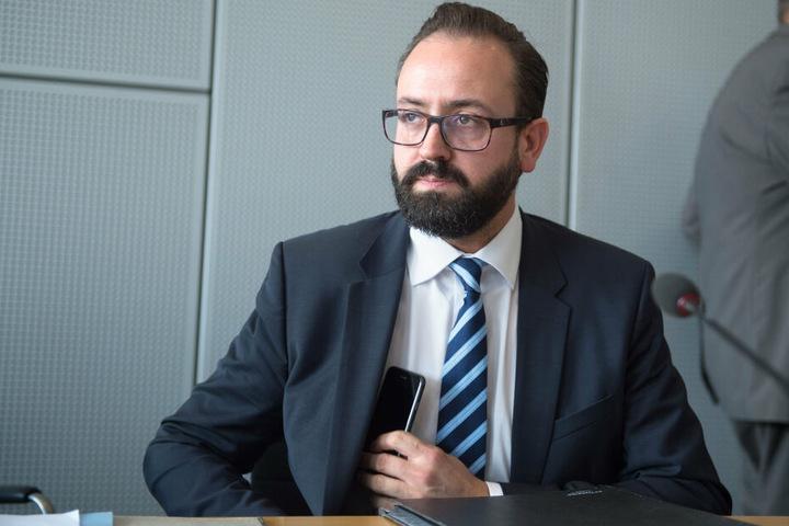Sachsens Justizminister Sebastian Gemkow sprach sich ebenso gegen eine Koalition mit der AfD aus.