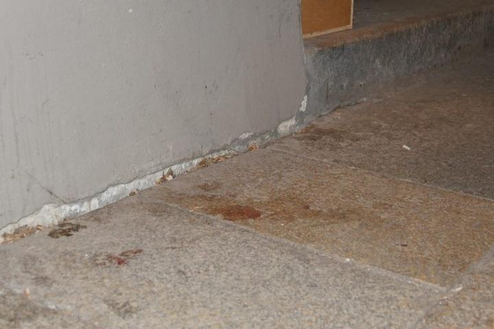 Zwei Passanten wurden krankenhausreif geprügelt.
