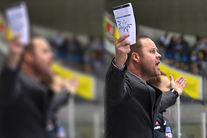 Coach Bradley Gratton hat beim Tabellen-Vorletzten Veränderungen angekündigt.