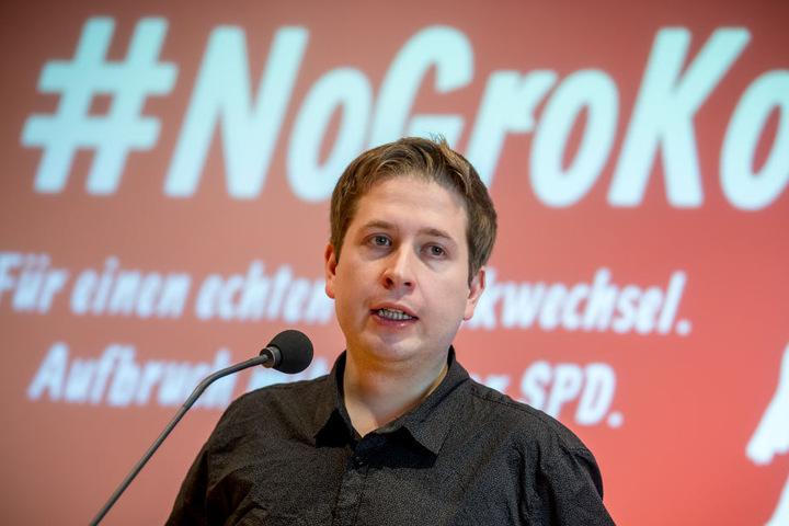 Juso-Chef Kevin Kühnert wirbelte die Sozialdemokraten zuletzt auf.