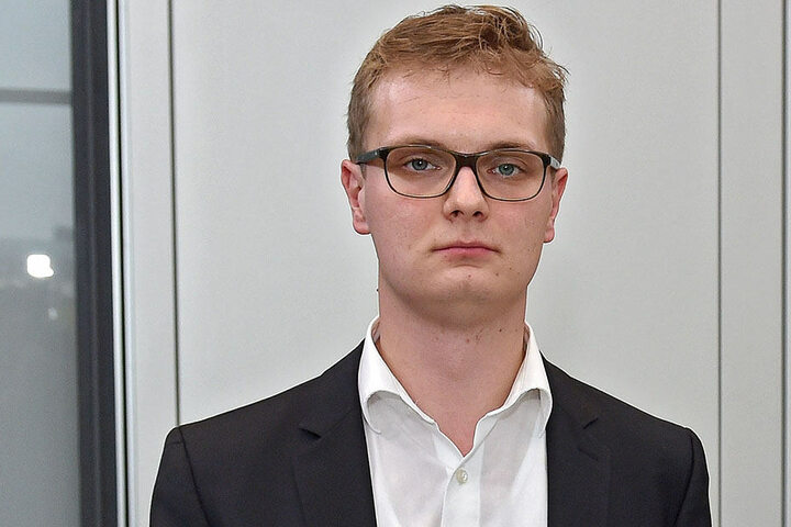 Valentin Lippman (26, Grüne).