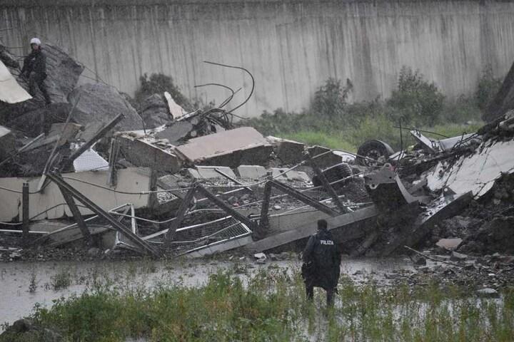 Bei dem Unglück sollen mindestens 11 Menschen ums Leben gekommen sein.
