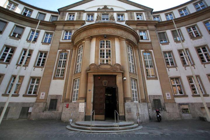 Der Fall wird seit dem 19. Juli vor dem Landgericht Frankfurt (Archivbild) verhandelt.