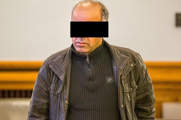 Er soll laut Anklage einen Mord in Auftrag gegeben haben: Geschäftsmann Sabri S.