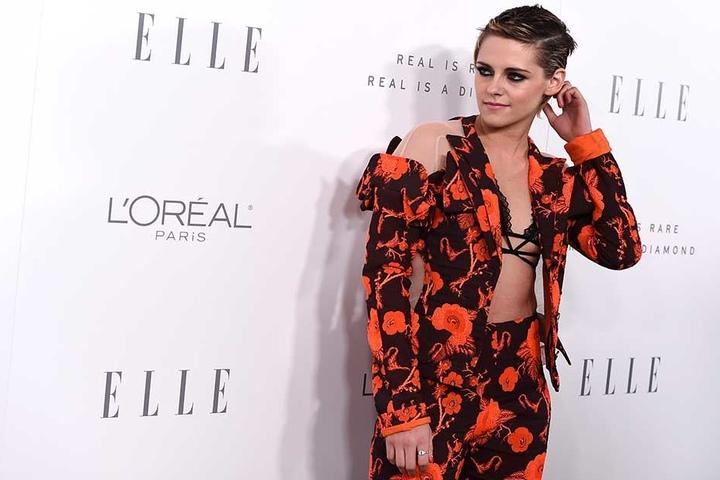 Hollywood-Star Kristen Stewart (28) zu Gast im beschaulichen Moritzburg.