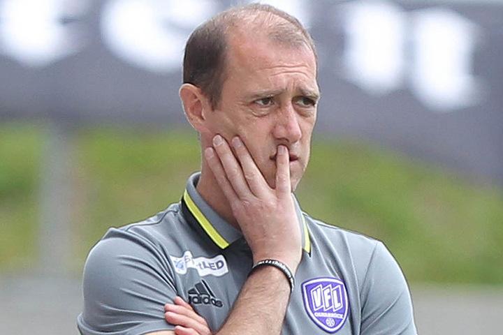 Gäste-Trainer Joe Enochs erkannte an, dass der FSV dem Vfl Osnabrück überlegen war.