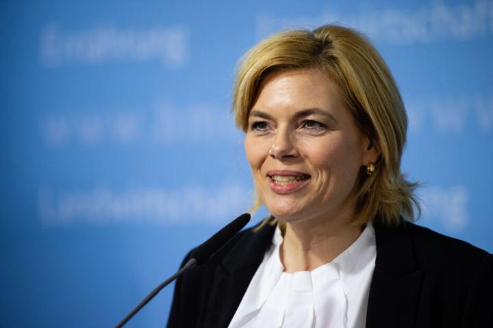 Julia Klöckner (CDU), Bundesministerin für Ernährung und Landwirtschaft.