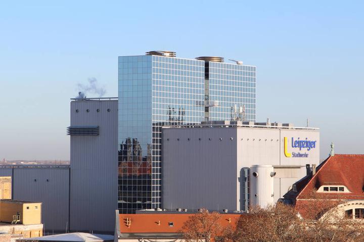 Das Gas- und Dampfturbinenkraftwerk der Leipziger Stadtwerke soll bis 2023 einen großen Bruder bekommen.Das Gas- und Dampfturbinenkraftwerk der Leipziger Stadtwerke soll bis 2023 einen großen Bruder bekommen.