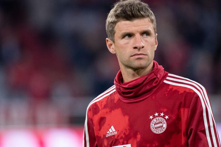 Thomas Müller und der FC Bayern München wollen gegen Tottenham einen Sieg einfahren.