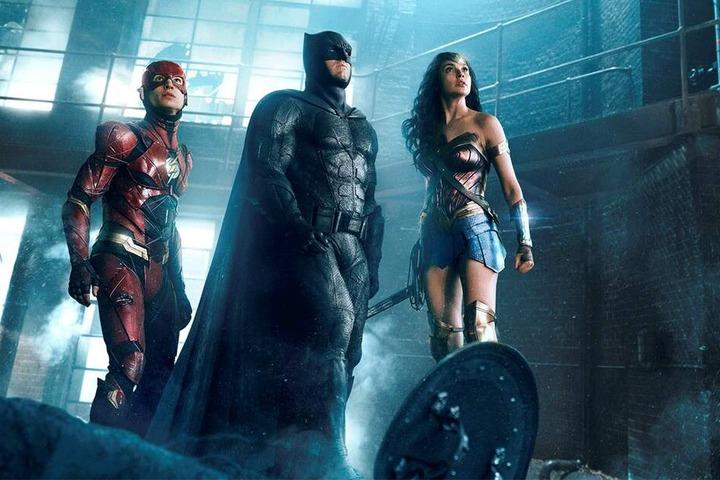 """Ben Affleck als Batman im 2017er-Film """"Justice League""""."""