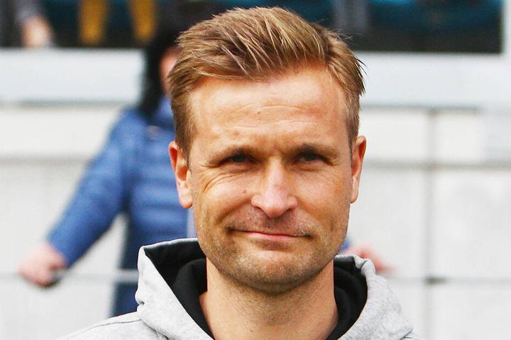 CFC-Trainer David Bergner wünscht sich eine baldige Rückkehr von Sowade und Langer.
