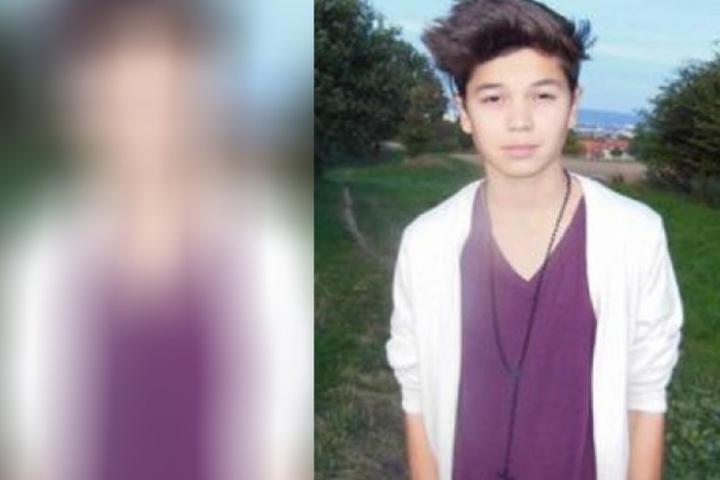 Wer hat Philipp gesehen? Seit Freitagabend wird der 17-jährige Dresdner vermisst.