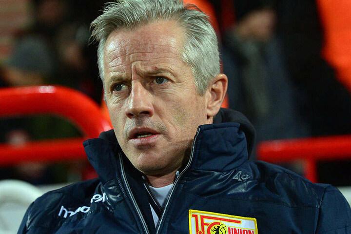 Union-Trainer Jens Keller weiß: Am Montag (20:15 Uhr) gegen Braunschweig geht es um viel.