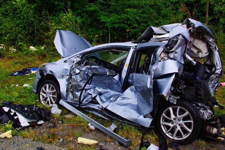 Die Opfer kamen per Hubschrauber in Kliniken, etwa nach Mannheim und Würzburg.
