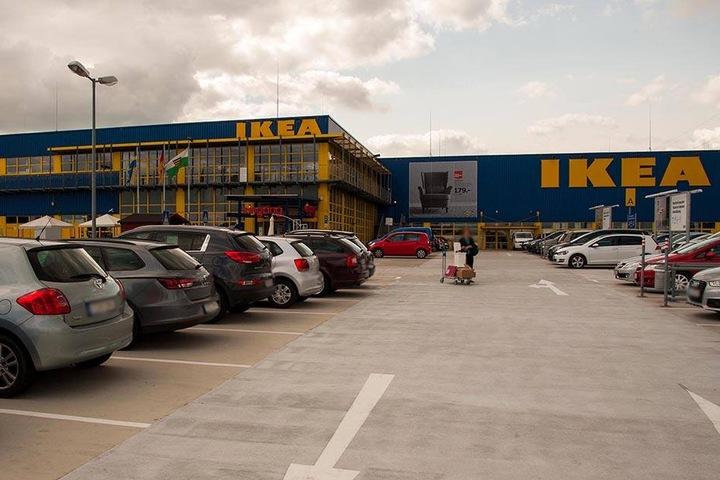 IKEA bleibt vor allem auch wegen der guten Verkehrsanbindung im Neefepark.