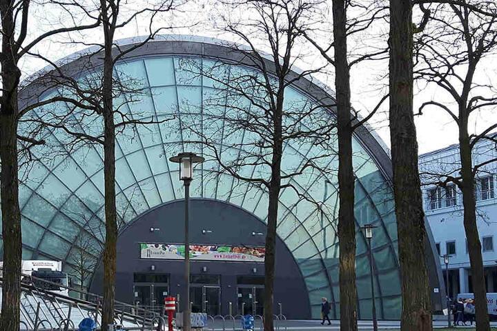 In der Stadthalle findet am Sonntag eine Jobmesse statt.