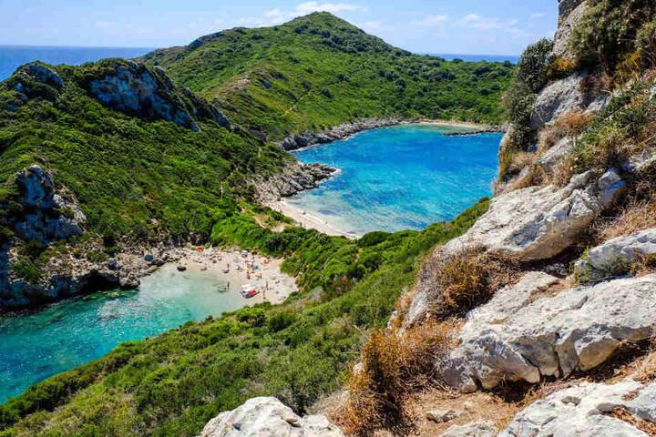 Die Insel vor der griechischen Nordwestküste ist ein beliebtes Ausflugsziel vieler Urlauber.