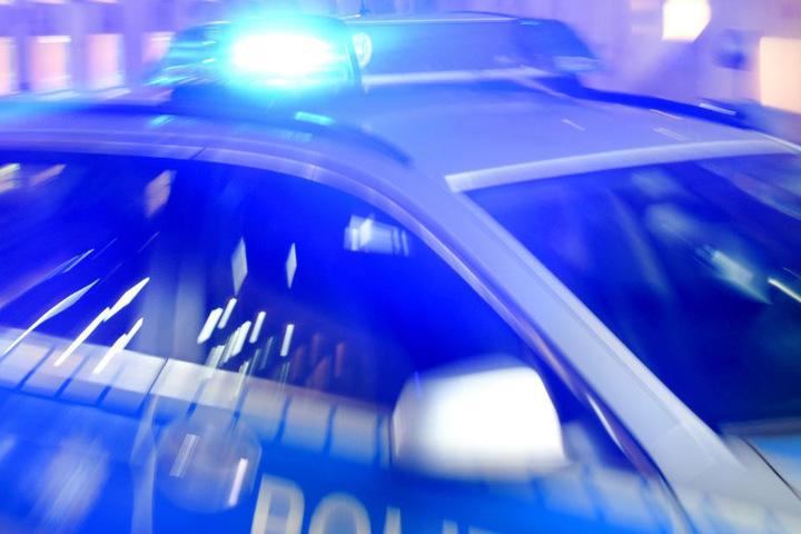 Die Polizei nahm den Unfall auf. (Symbolfoto)