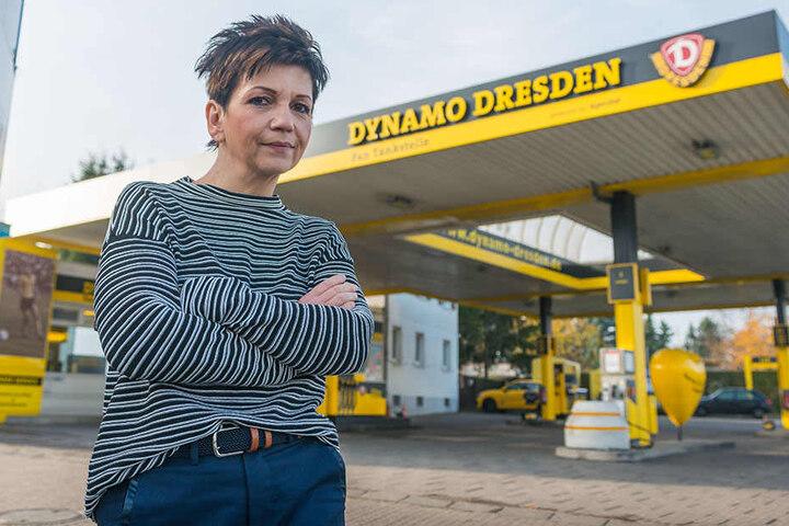 Rund 1300 Euro muss die Tankstellen-Chefin für einen neuen Sauger und einen neuen Kärcher berappen.