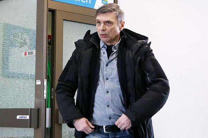 Karsten Heine wurde als Trainer im März entlassen.