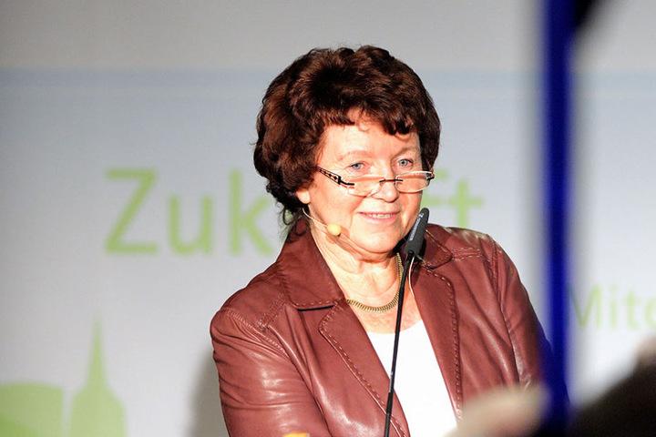 Profitiert bis heute von der Teilnahme Rammenaus: Bürgermeisterin Hiltrud  Snelinski (65, parteilos).