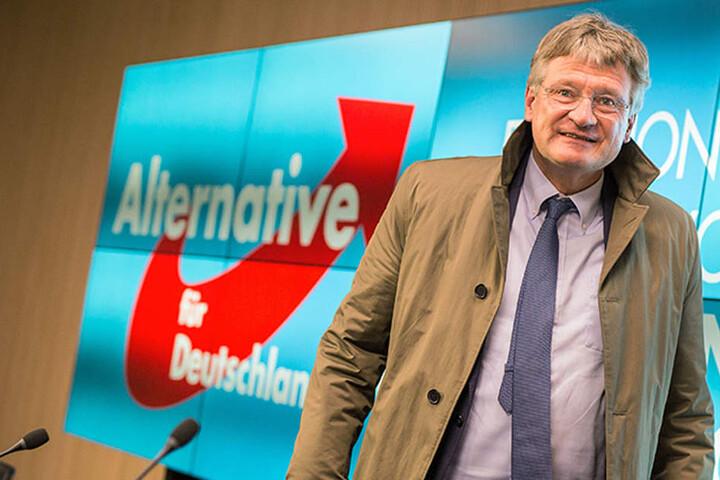 Jörg Meuthen, Bundessprecher der Partei Alternative für Deutschland (AfD).
