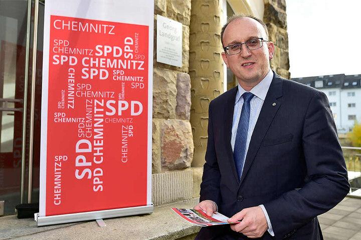 Jörg Vieweg (45, SPD)