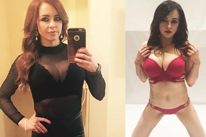 Mit ihren sexy Bildern lockt sie Männer aus der ganzen Welt an.