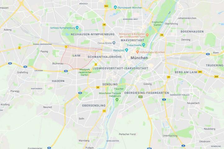 Im Münchner Stadtteil Laim ist es am 25. Dezember 2018 zu einem schrecklichen Übergriff gekommen.