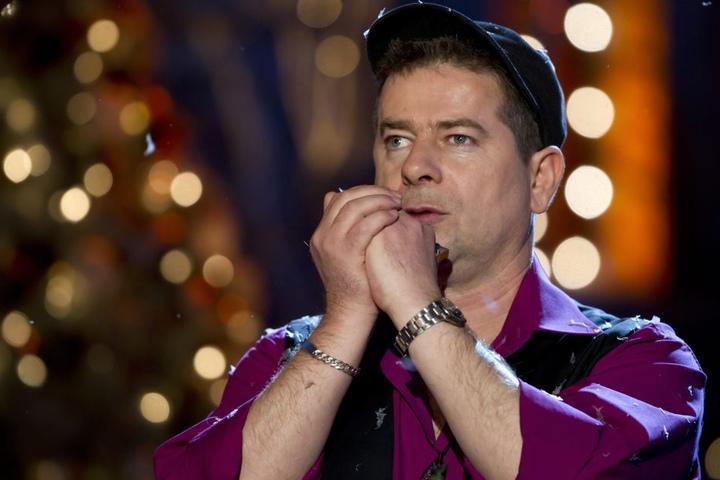 """Mit viel Gefühl und Emotionen begeisterte Michael Hirte damals die Zuschauer und Jury beim """"Supertalent""""."""