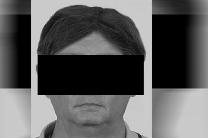 Mit diesem Phantombild suchte die Polizei nach dem mutmaßlichen Täter.