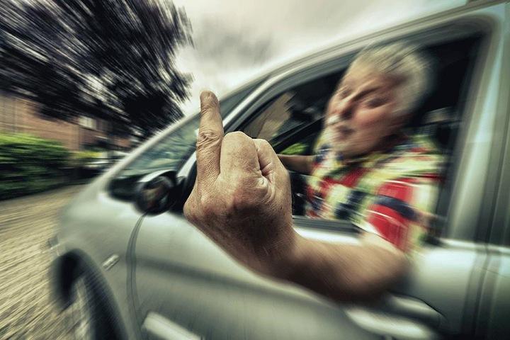 Die Experten beobachten mit Sorge ein steigendes Aggressionspotential auf deutschen Straßen.