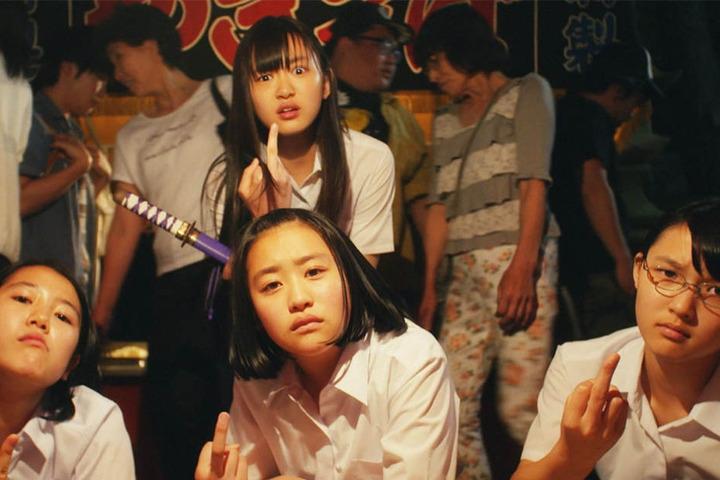 """Unter anderem wird der Film """"Soushite Watashitachi ha Pool ni Kingyo wo"""" gezeigt für Jugendliche ab 16 Jahren."""