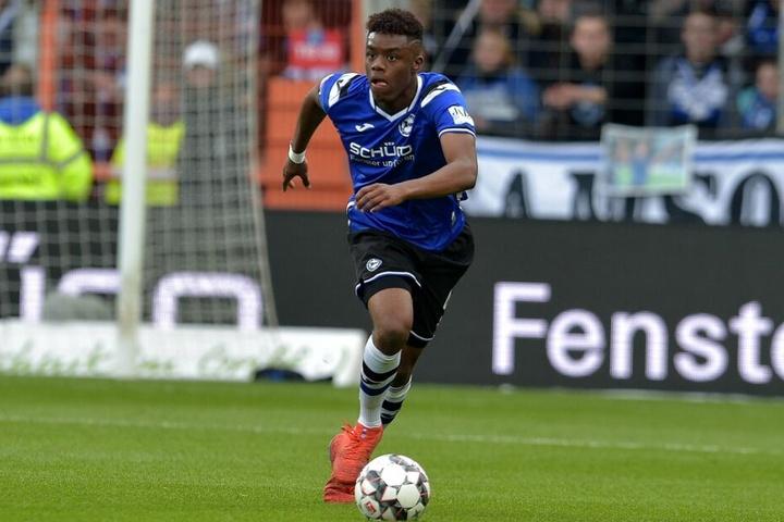 Bei Arminia Bielefeld gehört der 21-Jährige mittlerweile zur Stammelf.