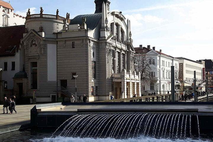 Am Samstag und Sonntag findet in Bielefeld das Theaterfest statt.