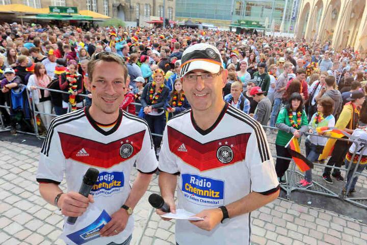 Karsten Kolliski (45) will nach dem Rauswurf von Olaf Kadner (55) auch kein Stadionsprecher mehr sein.