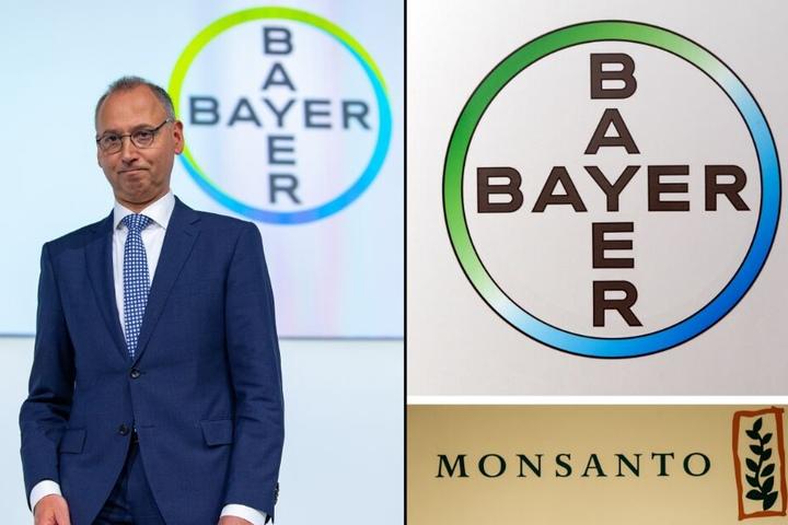 Bayer-Chef Werner Baumann (56) ist zuletzt wegen der teuren Übernahme von Monsanto und deren Folgen in die Kritik geraten.