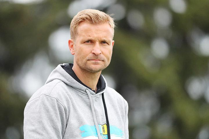 David Bergner und sein Team empfangen den Hamburger SV.